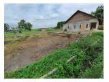 Tanah Dijual Murah Bagus Untuk Investasi di Jl Asem Bantul Yogyakarta