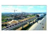 Dijual Apartemen LRT City Ciracas Urban Signature Jakarta Timur - Tower Azzure  Studio, 1 Bedroom, 2 Bedroom Unfurnished