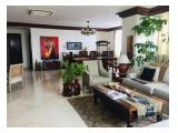 Jual Apartemen Simprug Teras Jakarta Selatan 4+1 Bedrooms 225 m2 Unfurnished Tower B