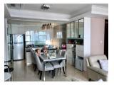 Dijual 10 Unit Apartemen Casa Grande Residence Phase 2 Jakarta Selatan (Developer Sudah Habis) - Tower Angelo 3+1 BR 153 m2 Full Furnished