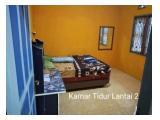 Rumah Dijual 2 Lantai Lokasi Sangat Strategis di Kota Palembang
