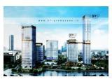 Dijual Apartemen Fifty Seven Promenade (57 Promenade) Thamrin Jakarta Pusat - 2 Bedrooms 103,84 m2