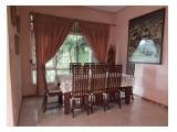 Dijual Tanpa Perantara Rumah Villa 2 Lantai Full Furnished di Caringin Bogor
