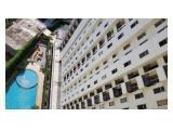 Jual Apartement Victoria Square Cimone Tangerang Tower Valencia Unit Type Studio 21 m2 Unfurnished