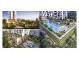 Jual Rugi BU Apartement Permata Hijau Suites Kebayoran Lama Jakarta Selatan - Tower Ivory 2 Bedrooms