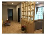 Jual Apartemen Gandaria Heights Jakarta Selatan - Tower B 2+1 Bedrooms Full Furnished