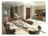 Jual Apartemen Pondok Indah Residence Jakarta Selatan - Tower Amala 3 Bedrooms Corner  176 m2 Semi Furnished