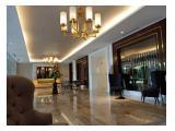 Dijual Cepat Apartemen Menteng Park Cikini Jakarta Pusat - Studio Luas 32 m2 Semi Furnished