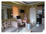 Dijual Rugi! Apartemen Pakubuwono Terrace Kebayoran Lama Jakarta Selatan - 2BR Hook 41 m2 Fully Furnished
