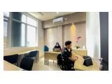 BEST DEAL SEWA Ruang Kantor Furnished Slipi-Senayan! Mulai 2,4 Juta/Ruangan