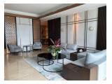Disewakan Apartemen Kempinski Private Residence Jakarta Pusat - 2+ Bedrooms New Fully Furnished 252 m2