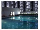 Disewakan Apartemen Taman Melati Yogyakarta - 1 Bedroom 22.3 m2 Full Furnish