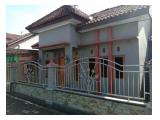 Rumah Dijual Murah di Perumahan Bandung Regency Kutoarjo Purworejo
