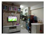 Jual Apartemen Kebagusan City Royal Tower, Pasar Minggu, Jakarta Selatan - 2 BR Furnished (Gratis 2 AC)