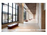 Dijual Apartemen Branz Simatupang Jakarta Selatan - Duplex / Penthouse 1, 2, 3 Bedrooms Semi-Furnished