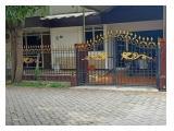 rumah di perumahan Menanggal Indah VII no 12 Surabaya.