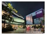 Dijual Apartemen Skyhouse BSD+ Tangerang - 3BR Semi-Furnished Dekat AEON Mall BSD, The Breeze &  Unilever - Cicilan Developer Up To 120X Dp 5 %