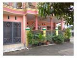 Rumah Dijual 2,5 Lantai Posisi Hook di Perumahan Bekasi Jaya Indah Bekasi