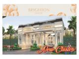 Rumah Millenium City Serpong, Brighton House, Parung Panjang, Bogor