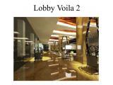 Disewakan Apartemen Penthouse Voila Fully furnish