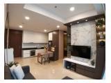 Disewakan Apartement The Element Kuningan Epicentrum Jakarta Selatan - 2 BR Brand New Luas 83 m2 Fully Furnished