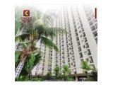 Apartemen 2 Bedrooms Full Furnished di Cinere Resort Depok Disewakan - Tower Sengigi