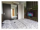 Jual / Sewa Apartemen Scientia Residence, Gading Serpong, Tangerang Selatan - 1 BR Fully Furnished