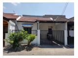 Rumah siap huni di Perum Citra Sentosa Lakarsantri Surabaya.