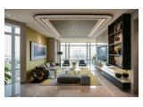 Jual Apartemen Four Seasons Residences Jakarta Selatan - 3+1 KT / 4+1 KT Semi Furnished