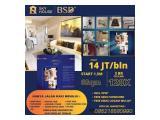 Dijual Murah Apartemen Sky House BSD Tangerang - Mulai Rp 400 Jutaan Lokasi Premium Tengah CBD, Samping AEON Mall, ICE, Digital Hub, Unilever & Kampus