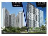 Jual Apartemen Bintaro Plaza Residence Tangerang Selatan - Altiz Tower 1 Bedroom Unfurnished - Sangat Murah