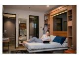 Dijual Apartemen Meikarta Cikarang Selatan Bekasi - Type Studio 24 m2 Semi Furnished