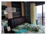 Jual Cepat Studio Apartemen Cervino Village Tebet Jakarta Selatan - All Standard Fully Furnished, Cukup Bawa Kopor Anda!