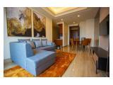 Apartemen Dijual di South Hills Kuningan Jakarta Selatan - 2 Kamar Tidur Furnished Luas 97 m2