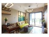 Jual Apartemen 2 Kamar Tidur di Sky House BSD+ Tangerang (Next to AEON Mall) Luas 48 m2 Semi-Furnished - Over-Credit, No Intermediaries