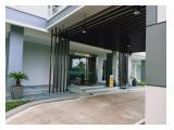 Dijual Cepat Apartemen Emerald Bintaro Tangerang Selatan - Studio Luas 18 m2 Unfurnished - Sebelah British School