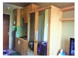 Jual Apartemen Taman Melati Margonda Depok - Studio Luas 24 m2 Fully Furnished Lantai 19 View City