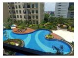Dijual Apartemen Thamrin Residence 3 Bedrooms Fully Furnish - One Area with Facilities (Swimming Pool, Gym, BBQ Area, Playground, etc) - Jakarta Pusat