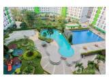 Jual Apartemen Green Lake View di Ciputat Tangerang Selatan - Lantai Rendah Tipe Studio Fully Furnished