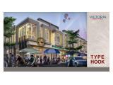 Ruko Victoria Main Street di Grand Pakuwon, Surabaya