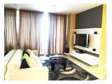 Dijual Central Park Residence 2+1 Bedrooms Furnish - Luas 82.5 m2