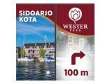 Perumahan Wester Park, Candi, Sidoarjo, hanya selangkah ke JLB Sidoarjo