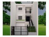 New Townhouse 3 Lt. Classic Modern Area Jagakarsa - Jakarta Selatan