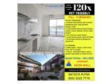Jual Apartemen Sky House BSD (Samping AEON Mall + Seberang The Breeze + Seberang ICE BSD) DP 5% - 3 Kamar Tidur Semi Furnished