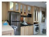 Apartemen Dijual di Woodland Park Residence Kalibata, Jakarta Selatan - 2 Kamar Tidur Fully Furnished