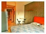 Dijual Cepat! Apartemen Galeri Ciumbuleuit I Bandung - Unit Studio Full Furnished