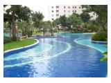 Dijual Apartemen Educity Residence Pakuwon City Surabaya - Unit Studio Unfurnished View Pool