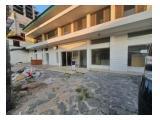 Disewakan Bangunan Tempat Usaha Komersial di Jalan Jaksa Jakarta Pusat - Luas 1000 m2 Lokasi Strategis