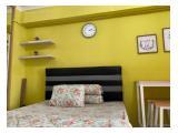 Jual dan Sewa Apartemen 2 Kamar Tidur di Green Pramuka City Jakarta Pusat - Full Furnished