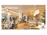 Apartemen Nuansa Jepang dengan Fasilitas Melimpah Hotel Bintang 5 Apartemen Kyo, Surabaya